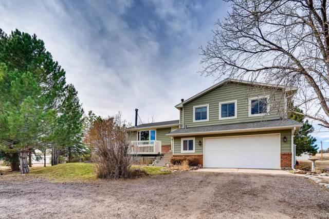 1475 Sioux Trail, Elizabeth, CO 80107 (#7244875) :: Compass Colorado Realty