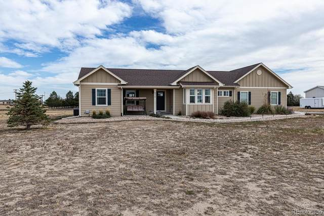 650 S Park Court, Byers, CO 80103 (MLS #7245010) :: 8z Real Estate