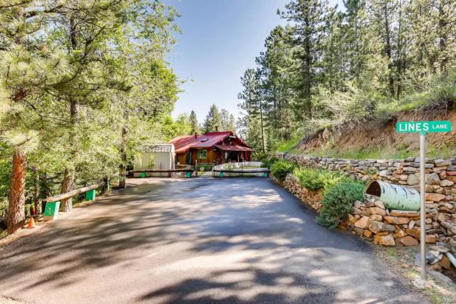 25972 Lines Lane, Kittredge, CO 80457 (#7245780) :: Structure CO Group