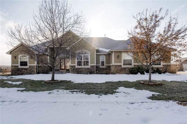 1408 Red Fox Circle, Severance, CO 80550 (MLS #7245917) :: 8z Real Estate