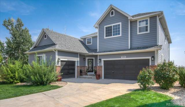 3384 Chiquita Place, Castle Rock, CO 80108 (#7246380) :: The Gilbert Group