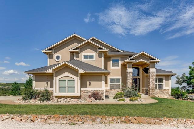 3185 Nellies Way, Castle Rock, CO 80104 (#7246523) :: The Peak Properties Group