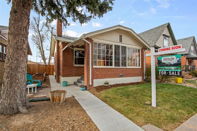 871 S Sherman Street, Denver, CO 80209 (MLS #7247163) :: 8z Real Estate