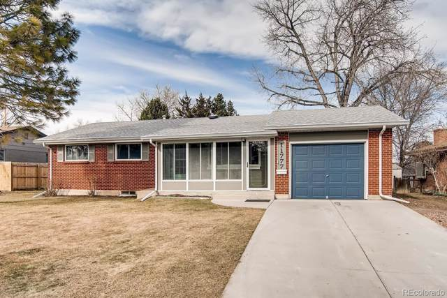 11777 W 62nd Avenue, Arvada, CO 80004 (#7247558) :: HergGroup Denver