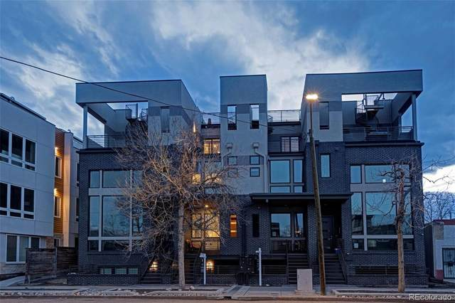 3535 Tejon Street, Denver, CO 80211 (#7247603) :: Chateaux Realty Group