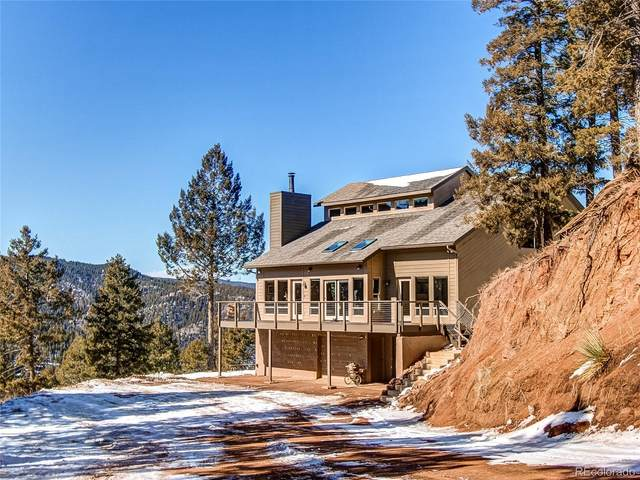 13177 N Firedog Way, Larkspur, CO 80118 (#7247844) :: HomeSmart