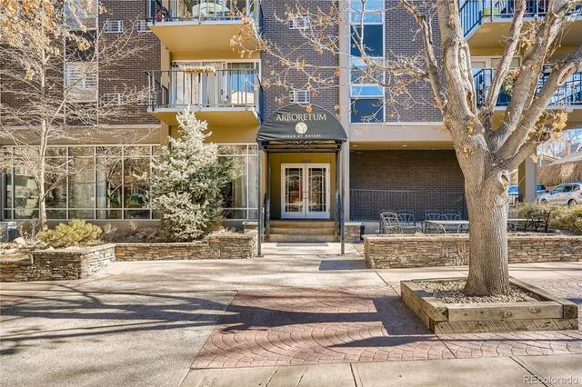 1150 Vine Street #704, Denver, CO 80206 (#7248029) :: The Dixon Group