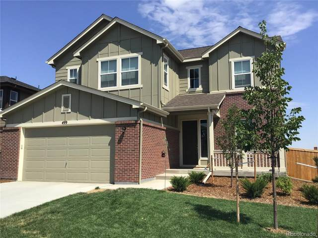 499 W 130th Avenue, Westminster, CO 80234 (#7248349) :: The Heyl Group at Keller Williams