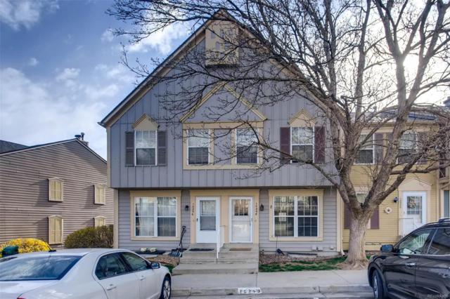 10298 W Dartmouth Avenue, Lakewood, CO 80227 (#7248574) :: Real Estate Professionals