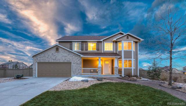 5838 Kingsfield Street, Castle Rock, CO 80104 (#7248826) :: The HomeSmiths Team - Keller Williams