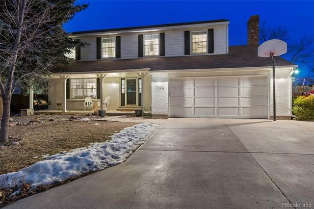 7896 S Logan Drive, Littleton, CO 80122 (#7248870) :: The DeGrood Team