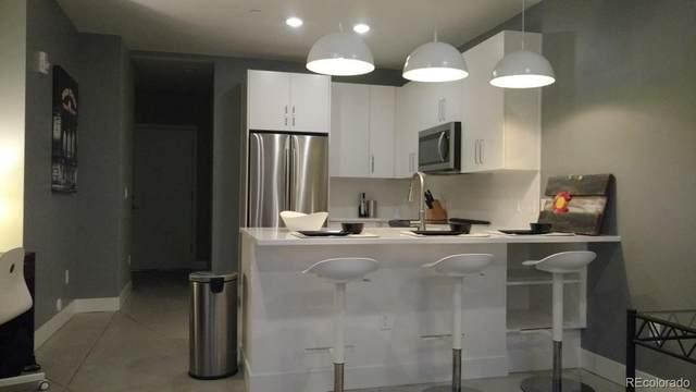 2835 W 24th Avenue #204, Denver, CO 80211 (MLS #7248937) :: 8z Real Estate