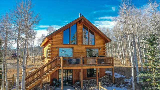 165 Sheep Ridge Road, Fairplay, CO 80440 (#7249470) :: Kimberly Austin Properties