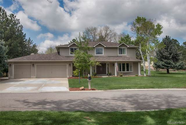 8965 Big Canon Place, Greenwood Village, CO 80111 (MLS #7249477) :: 8z Real Estate