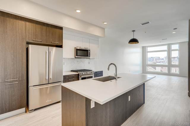 2880 Zuni Street #401, Denver, CO 80211 (MLS #7249914) :: Stephanie Kolesar