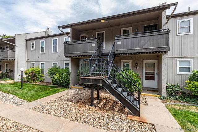 2301 E Fremont Avenue U15, Centennial, CO 80122 (#7250180) :: Bring Home Denver with Keller Williams Downtown Realty LLC