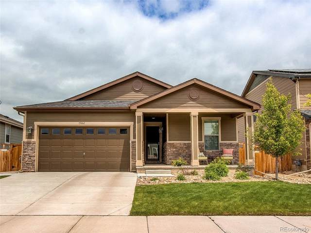 15061 W 70th Avenue, Arvada, CO 80007 (MLS #7250223) :: Bliss Realty Group