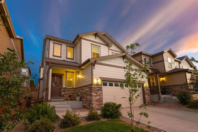 4815 S Picadilly Court, Aurora, CO 80015 (#7250597) :: The Tamborra Team
