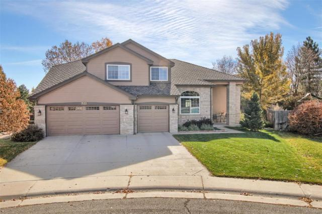 7522 La Quinta Cove, Lone Tree, CO 80124 (#7250732) :: HomeSmart Realty Group