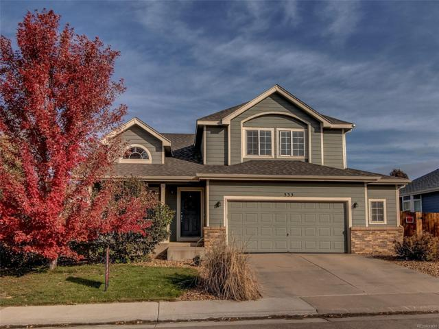 535 Short Drive, Dacono, CO 80514 (#7251511) :: Sellstate Realty Pros