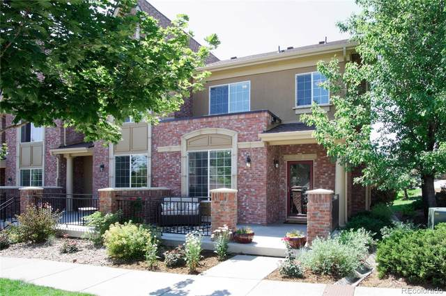636 Brookhurst Avenue A, Highlands Ranch, CO 80129 (#7251527) :: The Brokerage Group