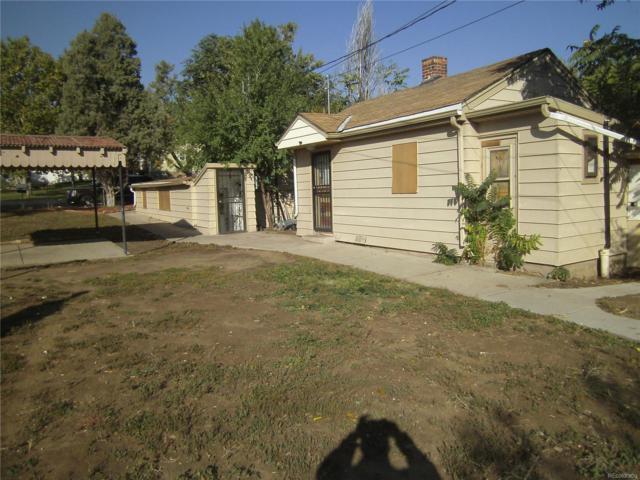 4986 Sherman Street, Denver, CO 80216 (MLS #7252086) :: 8z Real Estate