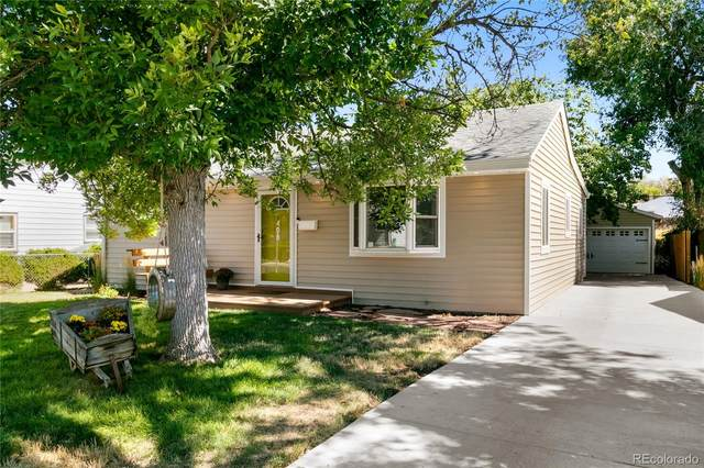 408 S Xavier Street, Denver, CO 80219 (#7252917) :: Compass Colorado Realty