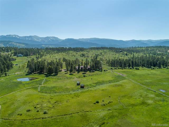 111 Grand County Road 8305, Tabernash, CO 80478 (MLS #7253466) :: 8z Real Estate