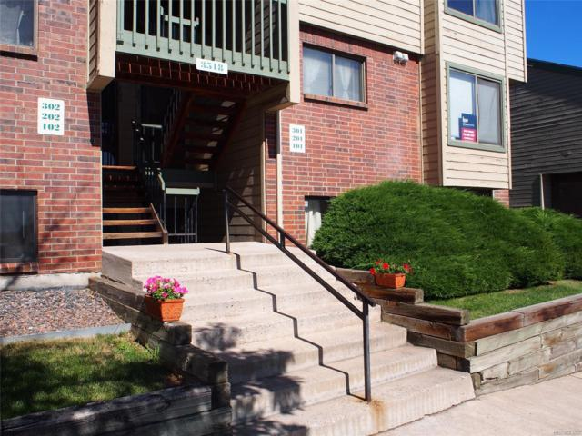 3518 S Depew Street #101, Lakewood, CO 80235 (MLS #7253558) :: 8z Real Estate