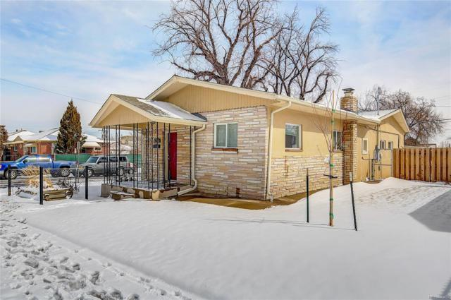 4256 Quivas Street, Denver, CO 80211 (#7253585) :: Wisdom Real Estate