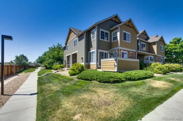15800 E 121st Avenue L1, Commerce City, CO 80603 (#7253758) :: Colorado Team Real Estate