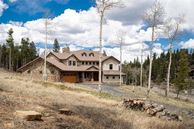 81 Outpost Lane, Evergreen, CO 80439 (#7254015) :: Colorado Home Finder Realty