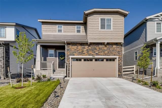 1961 Villageview Lane, Castle Rock, CO 80104 (#7254233) :: The Griffith Home Team