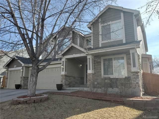 2748 E 140th Avenue, Thornton, CO 80602 (#7254270) :: The Griffith Home Team
