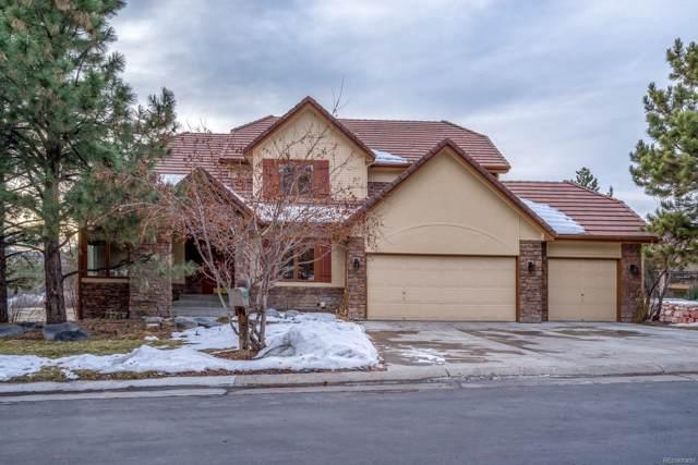 834 Good Hope Drive, Castle Rock, CO 80108 (#7254472) :: The Peak Properties Group
