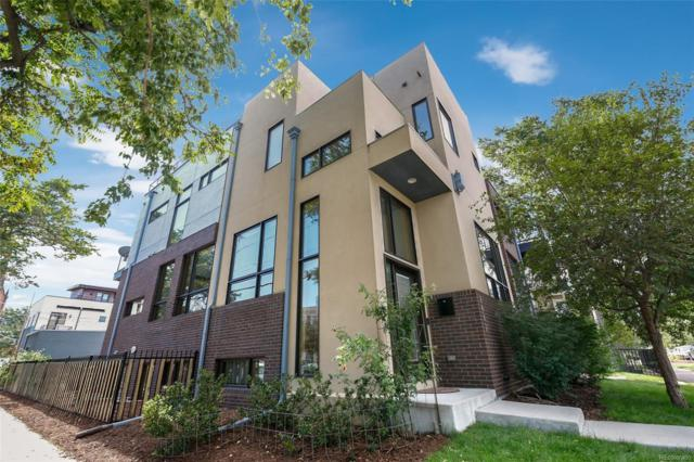 2462 Tremont Place, Denver, CO 80205 (#7254788) :: The Pete Cook Home Group