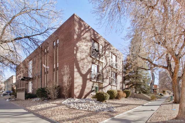 2020 E 14th Avenue #101, Denver, CO 80206 (#7255169) :: Portenga Properties - LIV Sotheby's International Realty