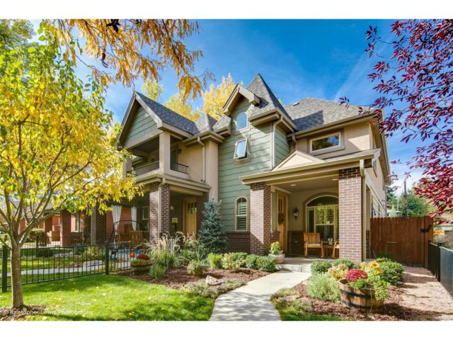 1935 S Grant Street, Denver, CO 80210 (#7255231) :: The Peak Properties Group