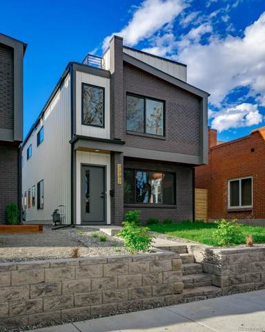 3307 W 33rd Avenue, Denver, CO 80211 (#7255521) :: iHomes Colorado