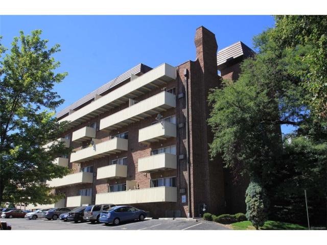 4110 Hale Parkway 5D, Denver, CO 80220 (MLS #7255909) :: 8z Real Estate