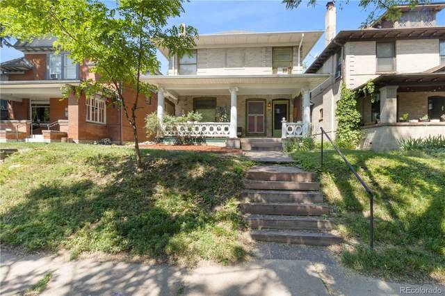 1463-65 N Saint Paul Street, Denver, CO 80206 (MLS #7256521) :: Find Colorado