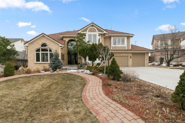 7660 Crosby Drive, Lone Tree, CO 80124 (#7256683) :: The HomeSmiths Team - Keller Williams