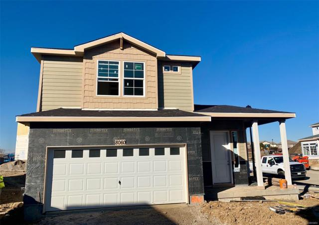 8060 E 128th Place, Thornton, CO 80602 (#7256861) :: The City and Mountains Group