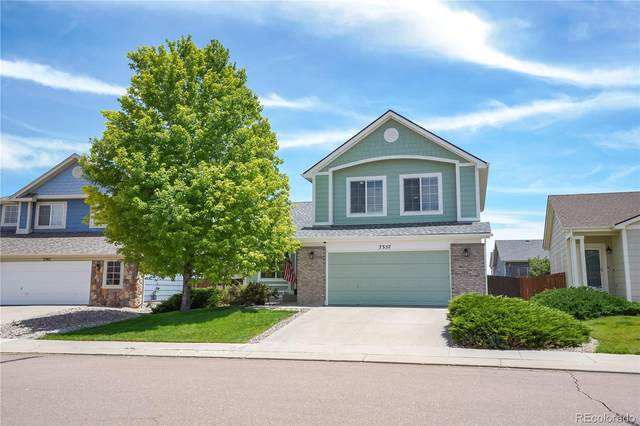 7357 Brush Hollow Drive, Fountain, CO 80817 (#7257101) :: Mile High Luxury Real Estate