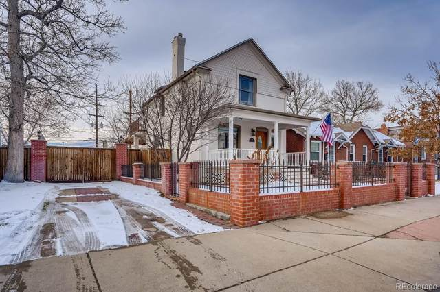 649 S Lincoln Street, Denver, CO 80209 (MLS #7257304) :: 8z Real Estate
