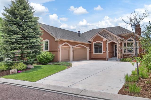 2331 Ledgewood Drive, Colorado Springs, CO 80921 (#7257528) :: milehimodern