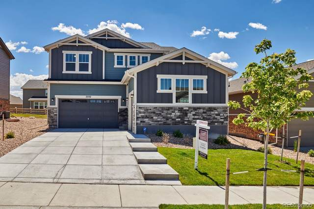 27152 E Frost Place, Aurora, CO 80016 (MLS #7257539) :: 8z Real Estate