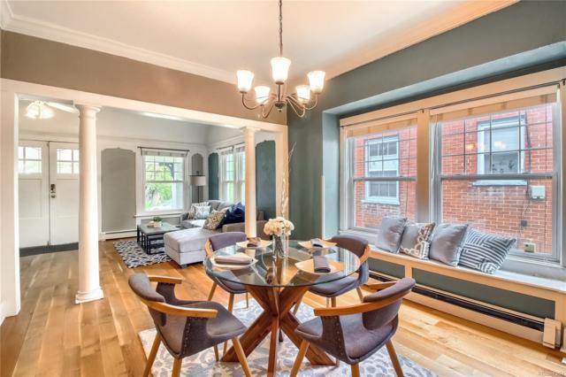 1159 Madison Street, Denver, CO 80206 (#7257749) :: Real Estate Professionals
