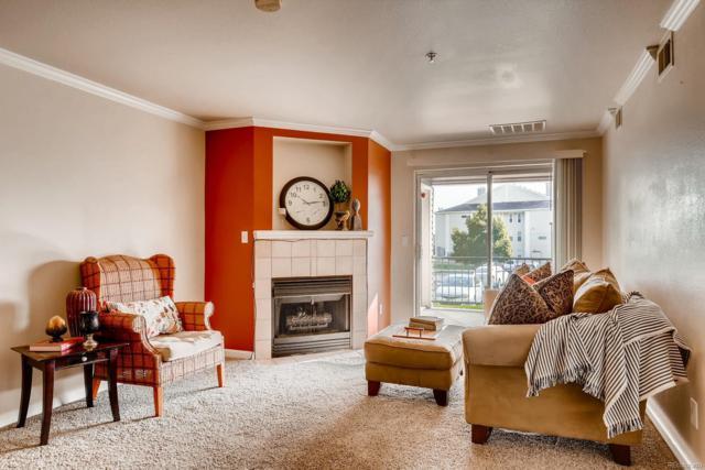 12304 W Cross Drive #104, Littleton, CO 80127 (MLS #7257770) :: 8z Real Estate