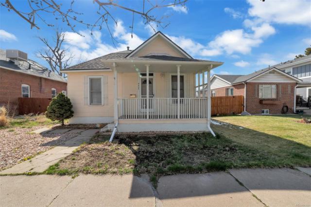 4455 Xavier Street, Denver, CO 80212 (#7258581) :: The HomeSmiths Team - Keller Williams